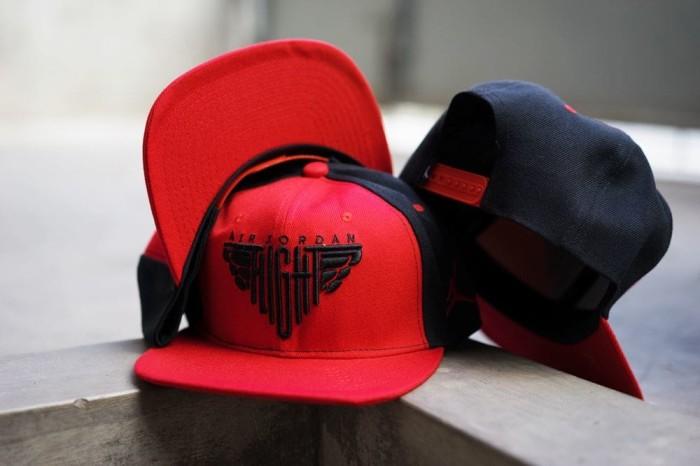 Jual topi snapback air jordan import cek harga di PriceArea.com e4915b6e3a