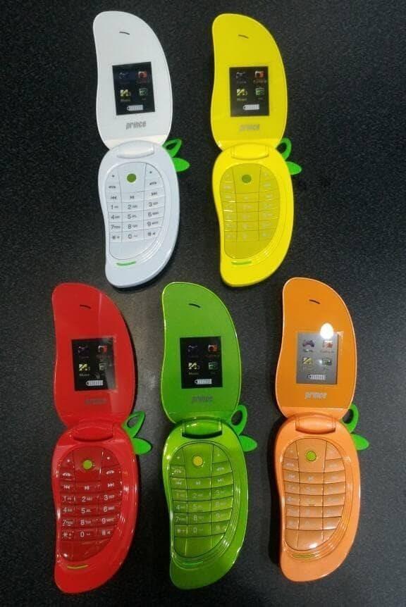 harga Mango prince 368 dual gsm pc368 handphone buah unik Tokopedia.com
