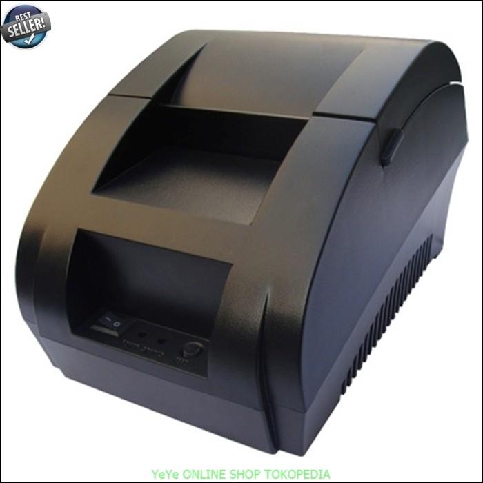 harga Printer thermal mini print kasir taffware pos receipt 57.5mm y1809 Tokopedia.com