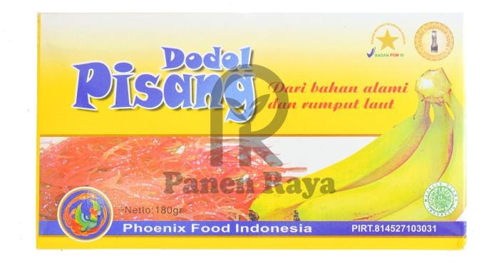 harga Dodol rumput laut pisang phoenix lombok Tokopedia.com