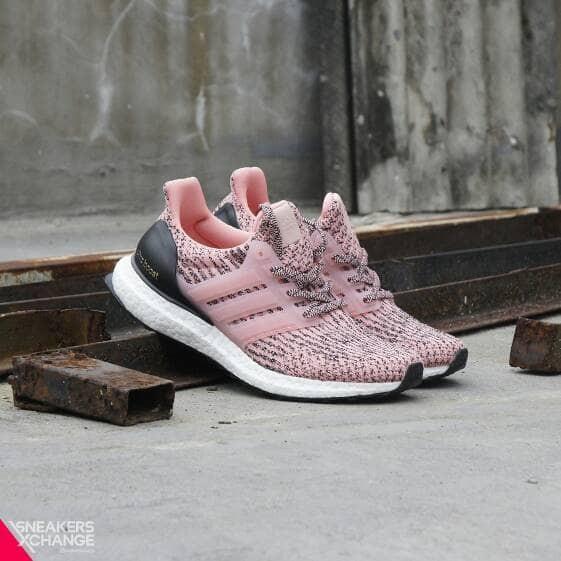 79972eebcaac3 Adidas Ultraboost 3.0 W Pink Salmon (S80686)   ORIGINAL   AUTEHENTIC