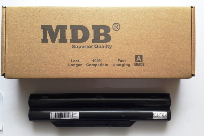 harga Mdb baterai  laptop fujitsu lifebook lh520 lh530 ph521 lh701 Tokopedia.com
