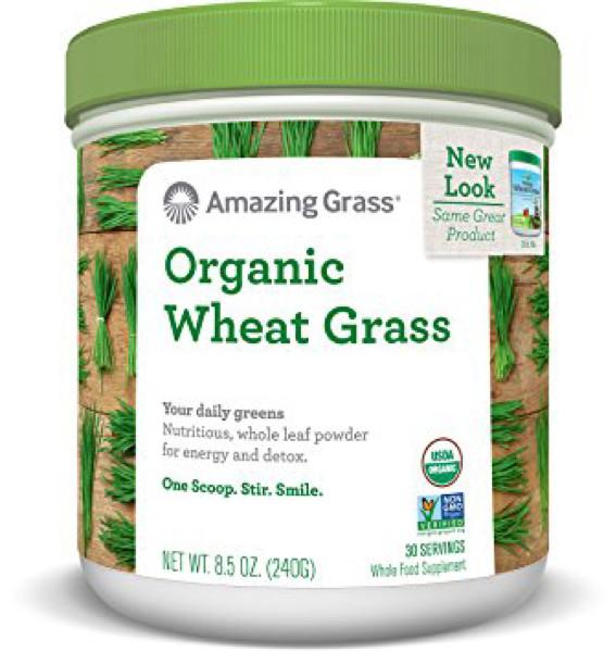 harga Amazing grass, organic wheat grass, 8.5 oz (240 g) Tokopedia.com