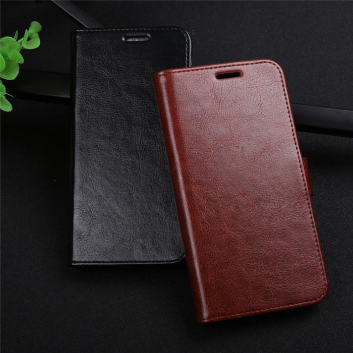 Fitur Hardcase For Samsung Galaxy Note Edge Transparent Dan Harga Source · Flip Cover Samsung Galaxy Note 8 Leather Case Wallet Card Hitam