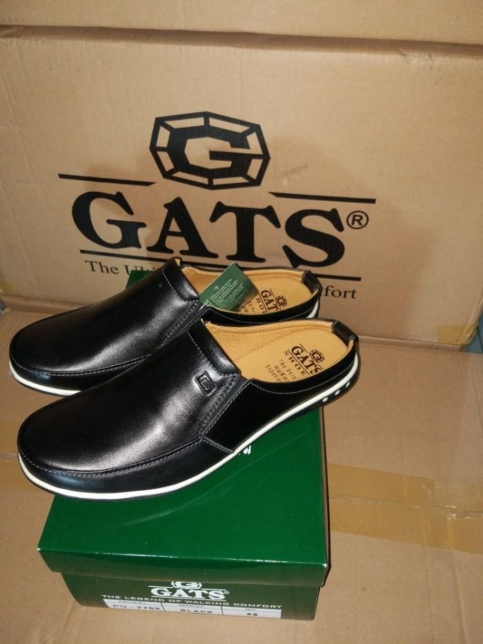 Gats Shoes Sepatu Kulit Pria Gi 7217 Hitam - kelebihan dan kelemahan ... f68a704214