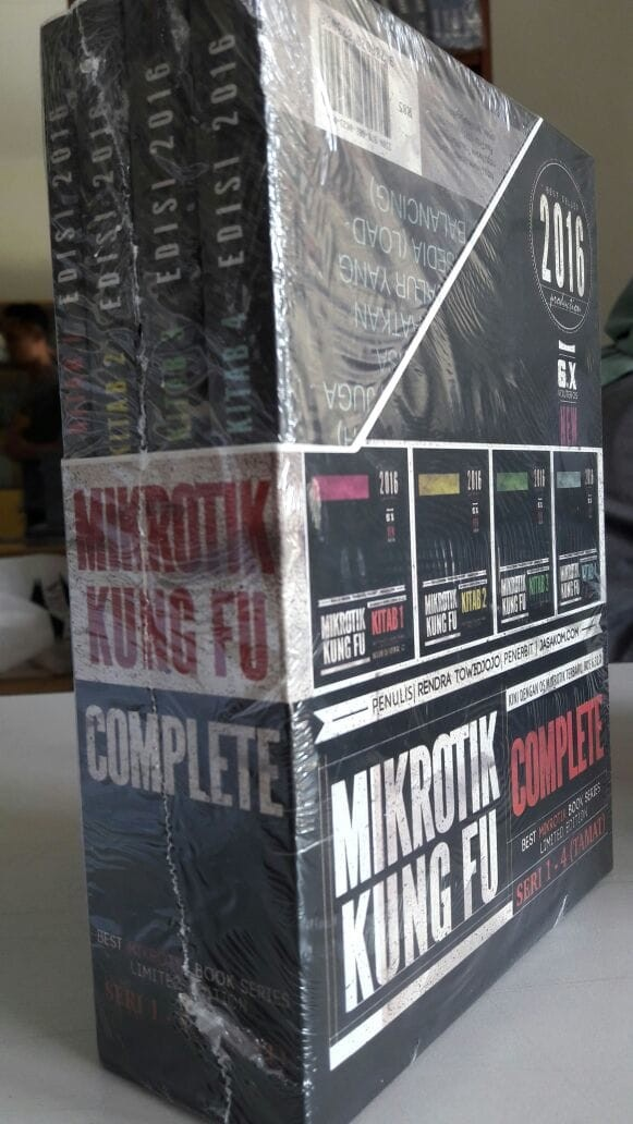 harga Boxset mikrotik kungfu complete 2016 Tokopedia.com