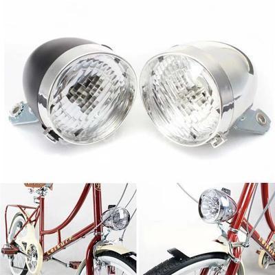 harga Lampu depan sepeda model classic / vintage / onthel warna hitam Tokopedia.com