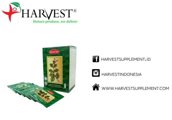 Foto Produk Glucoscare Teh Diabetes 24teabags dari Harvest Supplement