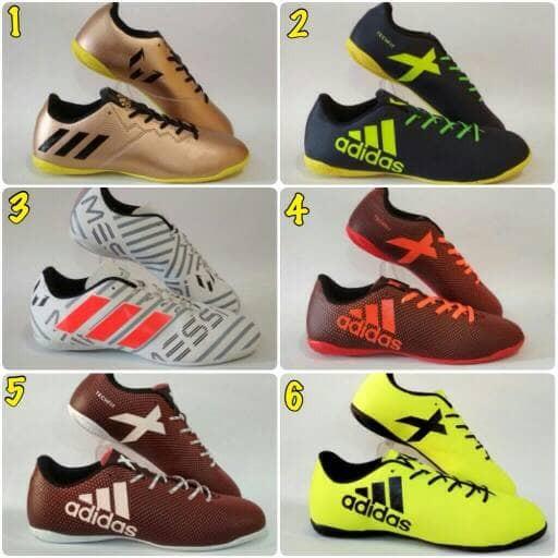Jual Sepatu Bola Futsal Adidas X Tech Fit Replika Import Terbaru ... 8b87859a8f