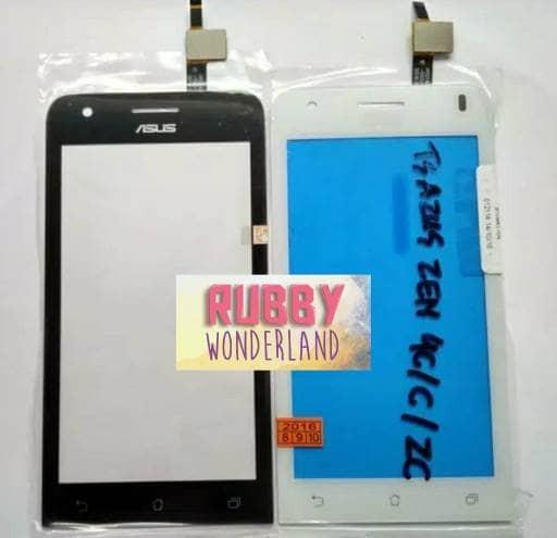 Touchscreen Kaca LCD Asus Zenfone C 4C Z007