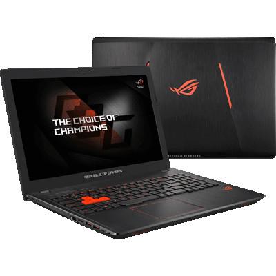 ASUS ROG GL553VD-FY280 i7-7700HQ - 8GB - 1TB - GTX1050 4GB - Win 10
