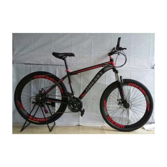harga Sepeda gunung odessy atsx-500 Tokopedia.com