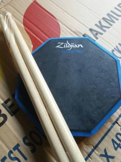 harga Pad drum 10 inchi murah bonus stick Tokopedia.com