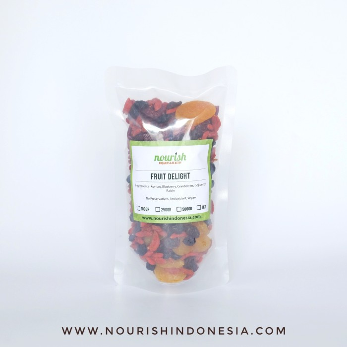 Himalayan Goji Berries. Source · Fruit Delight (Campuran .