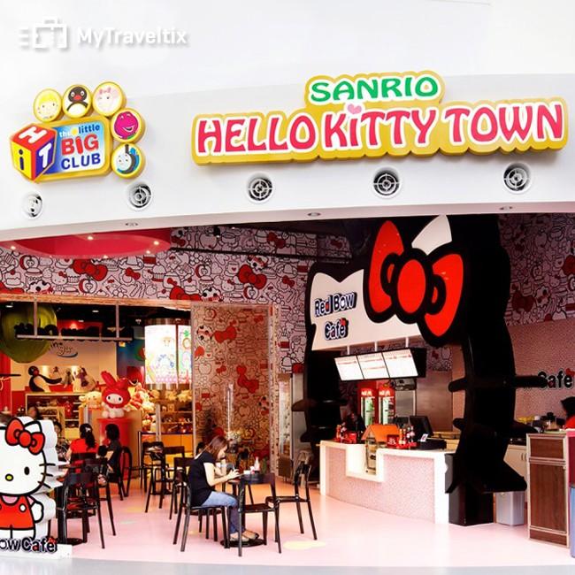 15a959b04 Jual Tiket Masuk Hello Kitty Land Johor, Malaysia (Dewasa) - Jakarta ...
