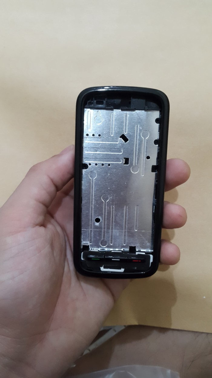 harga Casing Nokia 5800 Fullset Tokopedia.com