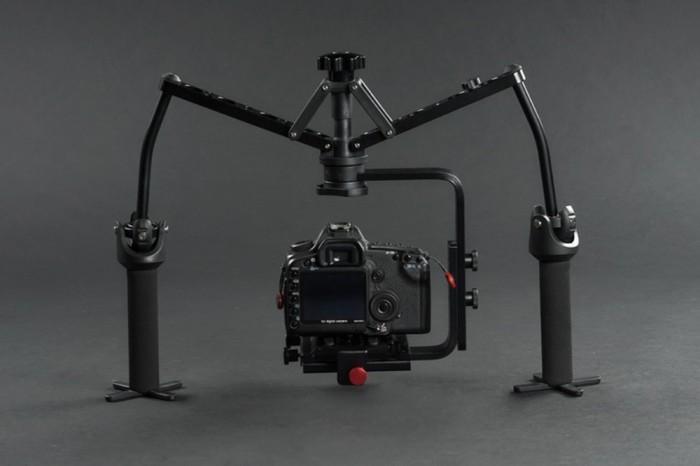 Canon Nikon Sony Stabiliser camera Stabilizer Kamera DSLR monopod AX2 1