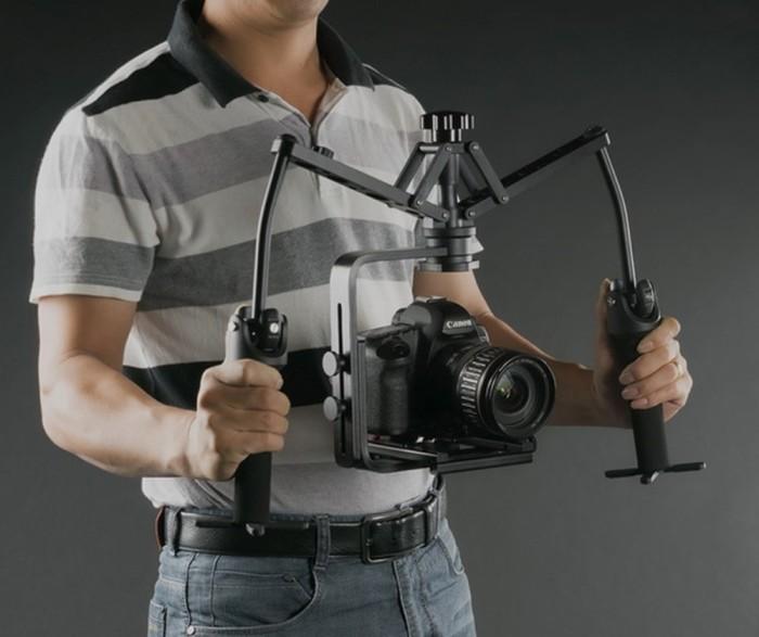 Canon Nikon Sony Stabiliser camera Stabilizer Kamera DSLR monopod AX2 3