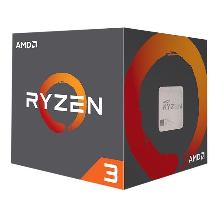 harga Amd ryzen 3 1200 3.1ghz up to 3.4ghz cache 8mb 65w am4 [box] Tokopedia.com