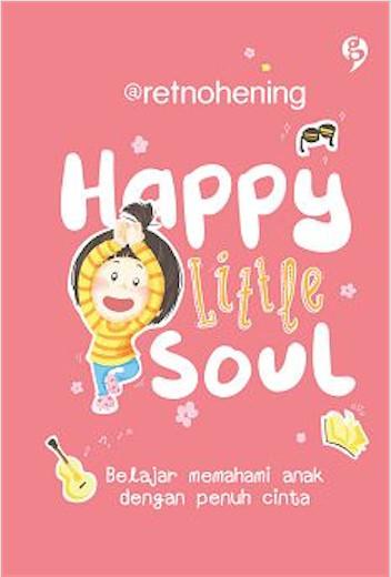 Foto Produk Happy Little Soul (HARD COVER) + Jam Dinding - @retnohening dari Republik Fiksi