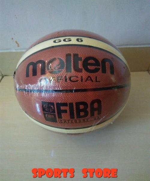 Jual ALAT OLAHRAGA - Bola basket Molten GG6 - Surabaya Stationery ... 166ded9292