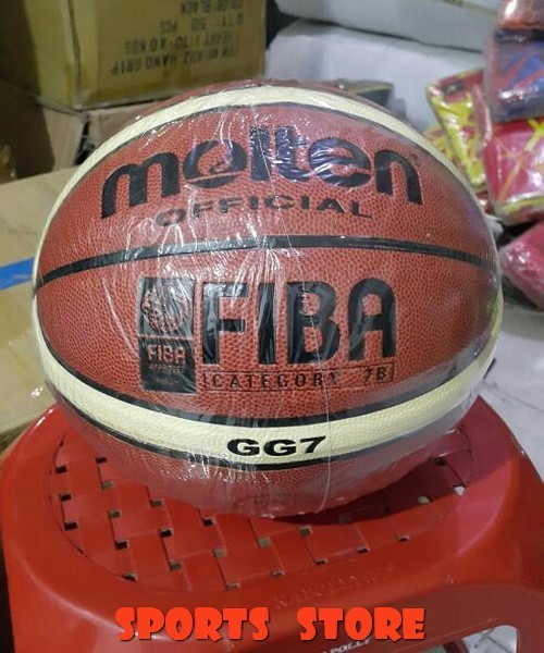 Jual ALAT OLAHRAGA - BOLA BASKET MOLTEN GG7 FIBA - Surabaya ... 798931b723