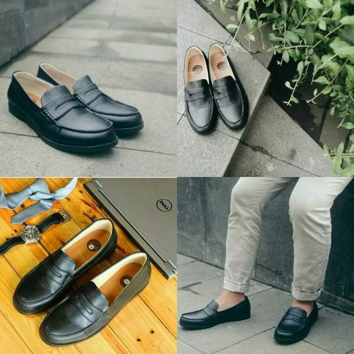 harga Sepatu casual slip on jack footwear pantofel pria Tokopedia.com