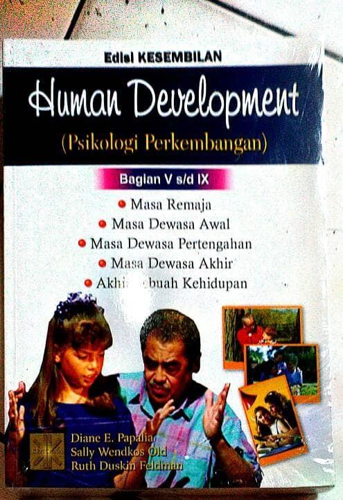 harga Human development (psikologi perkembangan s/d ix) papalia Tokopedia.com