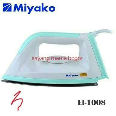 harga Miyako setrika gosokan anti lengket ei-1008m Tokopedia.com