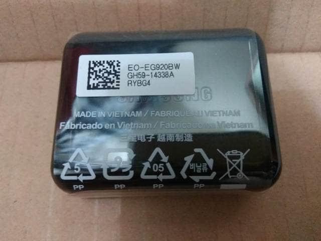 harga Headset handsfree samsung galaxy note5 note5 / s4 a5 a7 original 100% Tokopedia.com