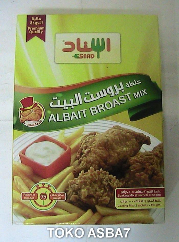 Bumbu al-bait broast mix 240g