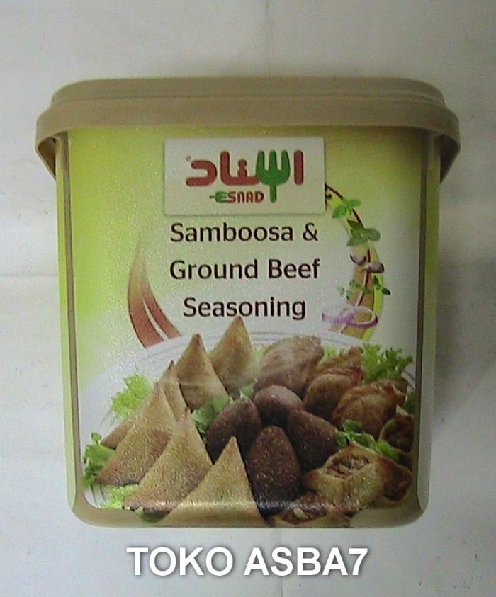 Esnad bumbu sambosa & ground beef seasoning