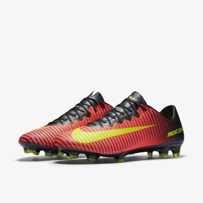 ... denmark sepatu bola nike mercurial vapor xi fg red original 831958 870  f1cd8 20683 reduced sepatu futsal ... 45f7a042ee