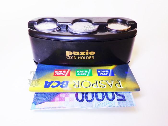 harga Car coin & toll card holder/tempat uang koin kartu tol di mobil Tokopedia.com