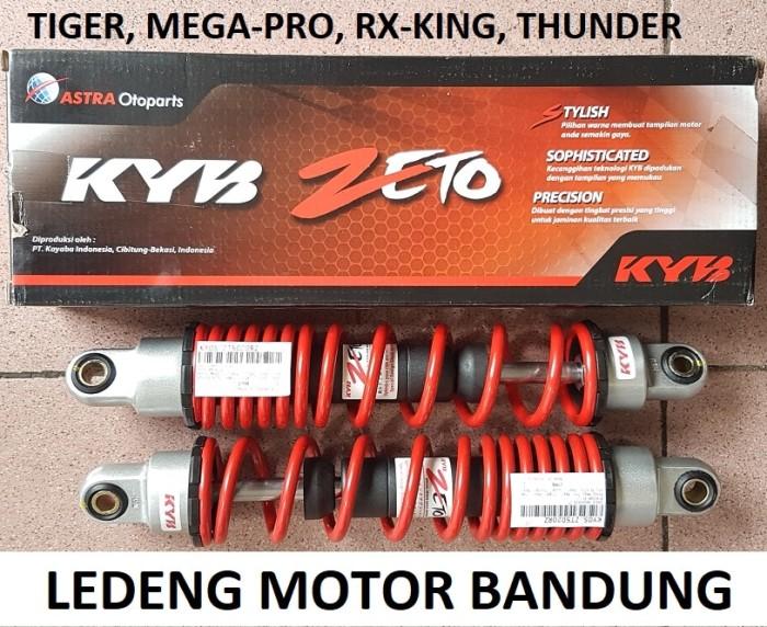 harga Zt5020 shockbreaker kyb zeto tiger mega-pro gl cb rx-k thunder 320mm Tokopedia.com