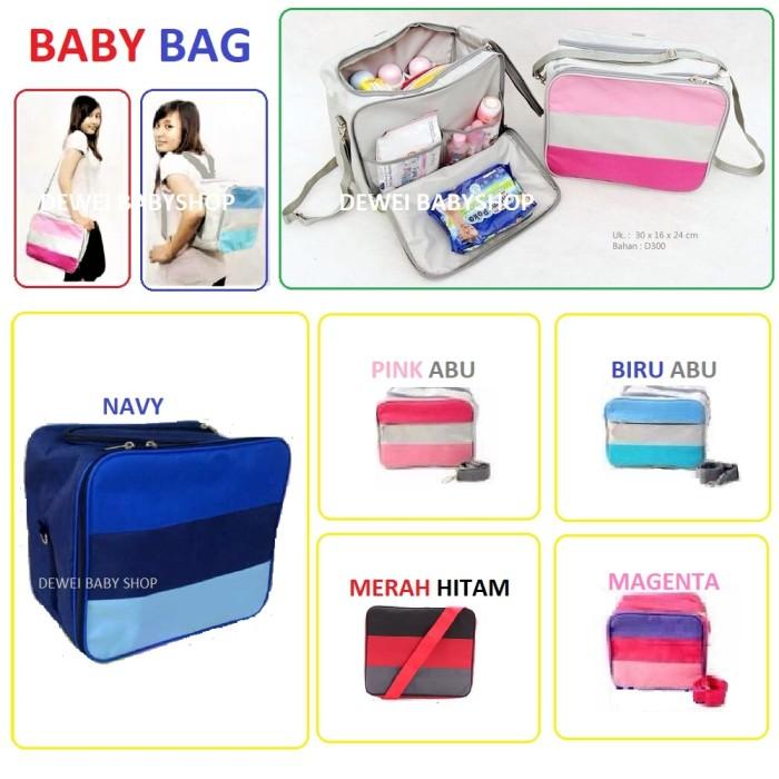 harga Tas perlengkapan popok bayi / baby bag organizer / kado melahirkan Tokopedia.com