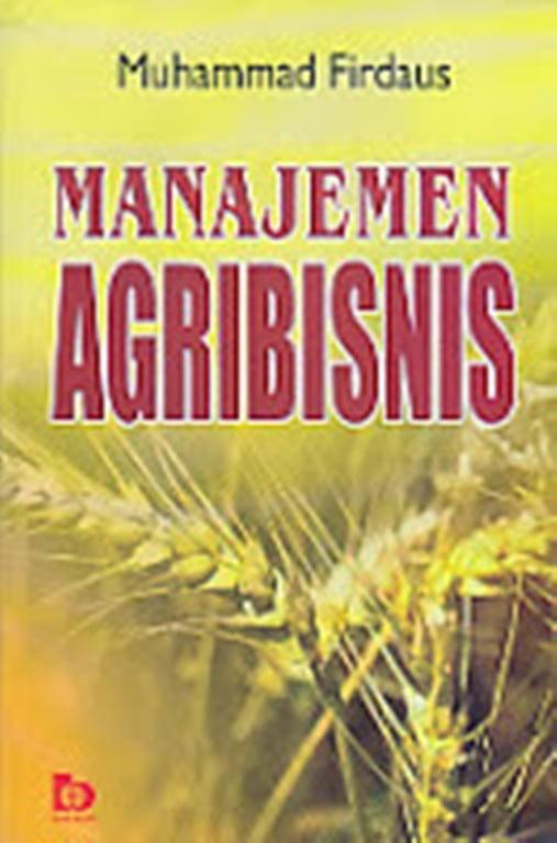 MANAJEMEN AGRIBISNIS PERTANIAN PDF DOWNLOAD