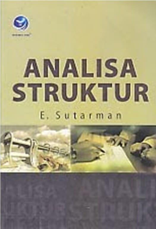 harga Analisa struktur - e. sutarman - buku teknik b61 Tokopedia.com
