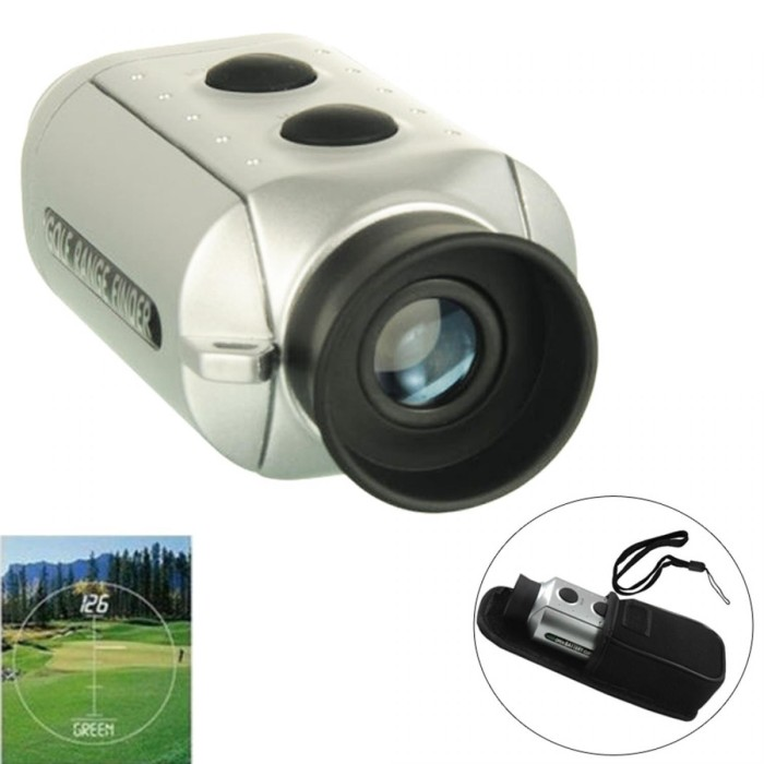 harga Teropong golf/ digital 7x18 golf range finder Tokopedia.com
