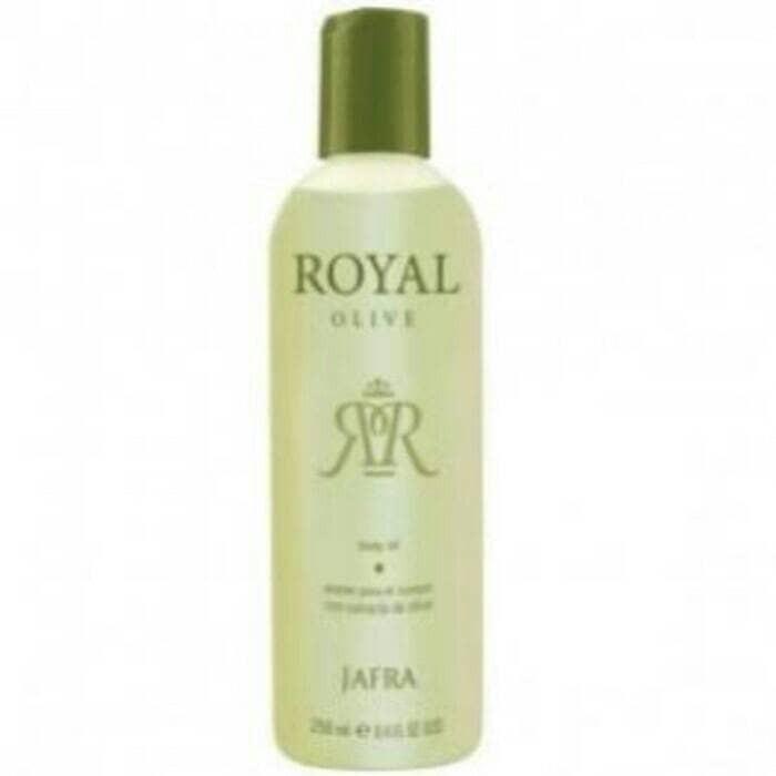 JAFRA ROYAL OLIVE BODY OIL / minyak zaitun