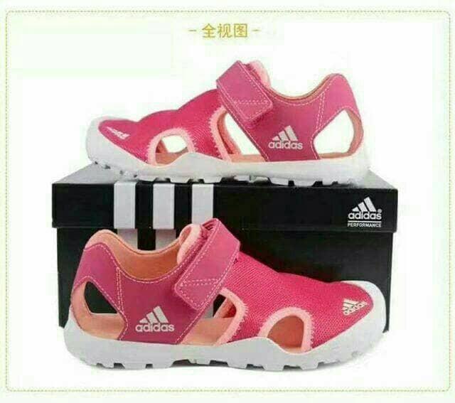 harga Sepatu sandal anak adidas 899 kualitas premium Tokopedia.com