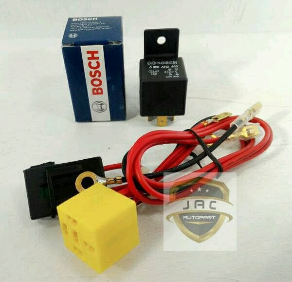 harga Kabel set relay untuk klakson motor dobel Tokopedia.com