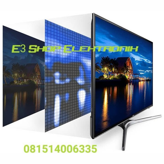 harga Tv samsung 55  smart tv flat uhd 4k new 2017 garansi resmi murah Tokopedia.com