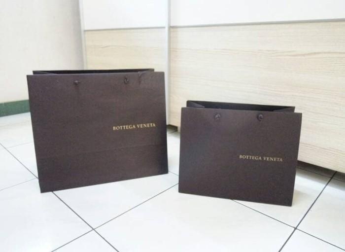 Jual Bottega Veneta Original paperbag branded paper bag authentic ... 96b61b94ce16b