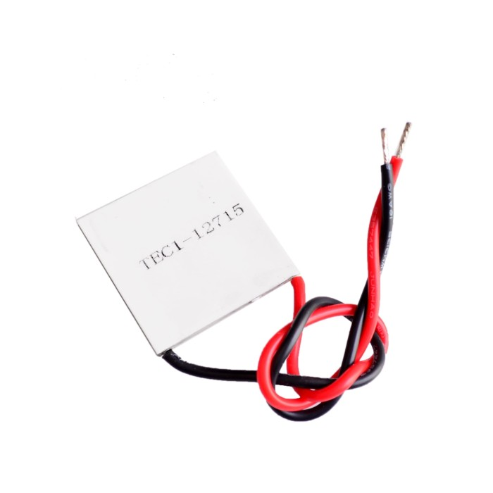 harga Thermoelectric cooler peltier tec1-12715 12v 15a thermo electric top a Tokopedia.com