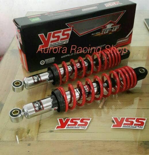 harga Shock yss top up 340mm supra x 125 / blade new / rx king / revo Tokopedia.com