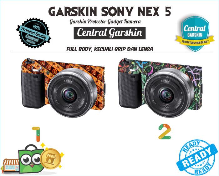 harga Garskin kamera sony nex 5 - batik 2 Tokopedia.com