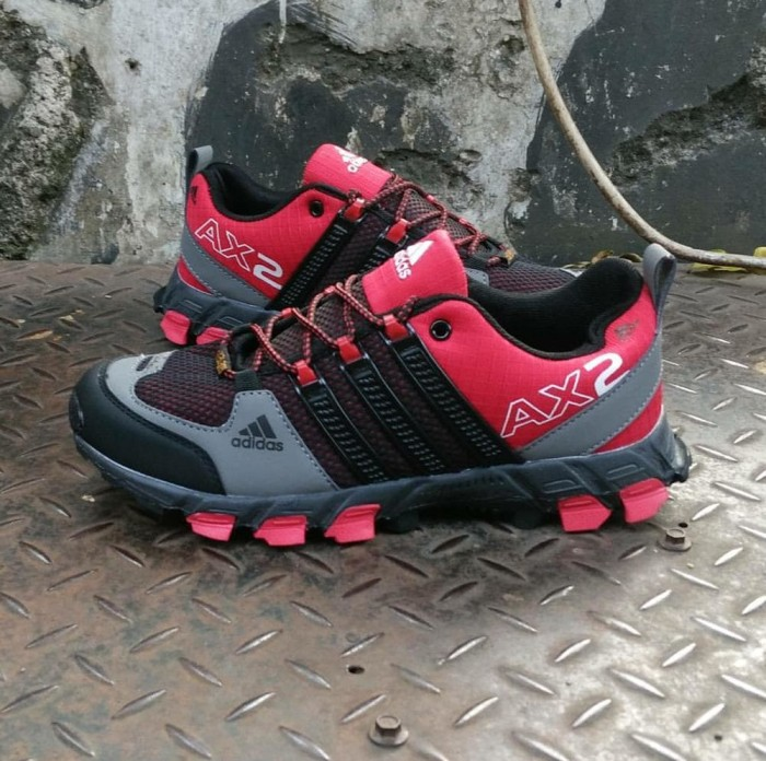 Jual Sepatu Sport Adidas AX2 Premium Original hiking  0ffd36de96