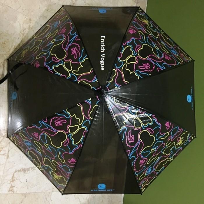 harga A bathing ape limpid camo umbrella (original) Tokopedia.com