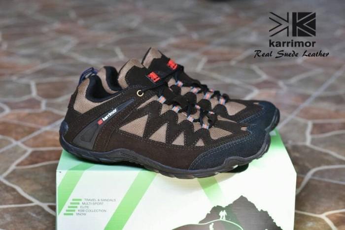 NEW Sepatu Outdoor Karrimor Summit Grade Ori   Gunung Hiking Pria   KR 845635b64f